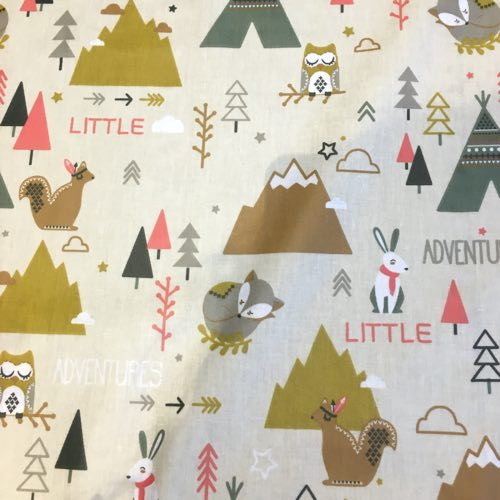 December Cadeautip! Tripp Trapp kussenset geplastificeerd Little Adventure